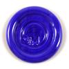 A bright opaque blue.