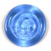 A transparent blue.