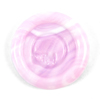 Cored Cane Ltd Run (511938)<br />A Peace heart shaped core encased with Gelly's Sty; when worked it produces a streaky pink effect.